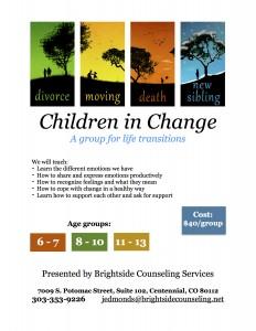 Children in Change
